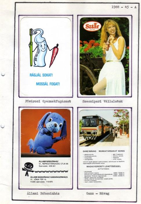 1988-as kártyanaptár-album - 089