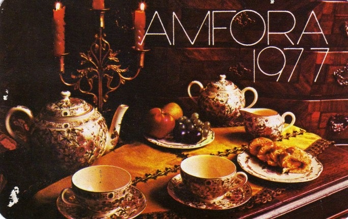 Amfora-Üvért - 1977