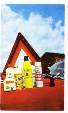 Autóápolási szaküzletek - 1973