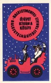 Balesetelhárítási Tanács - 1970