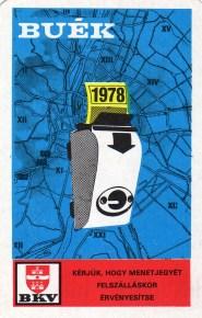 BKV - 1978