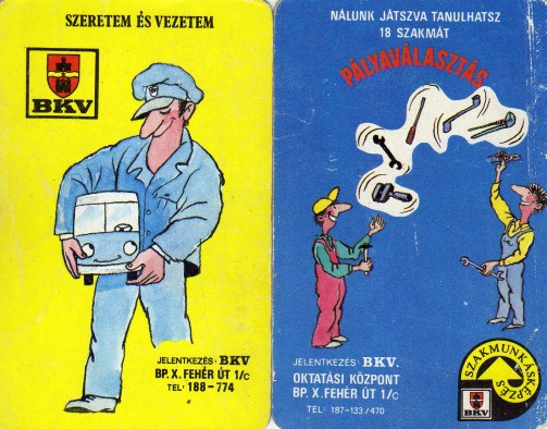 BKV - 1987
