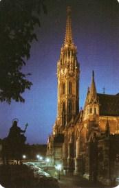 Budapesti Elektromos Művek (Budapest, Mátyás templom) - 1981
