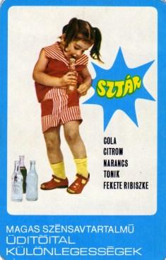 BUSZESZ (SZTÁR üdítőital) - 1975