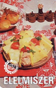 ÁFÉSZ (élelmiszer) - 1981