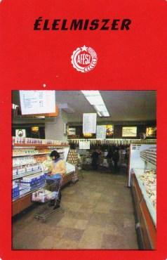 ÁFÉSZ - Élelmiszer - 1986