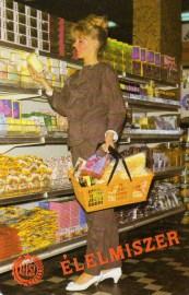 ÁFÉSZ Élelmiszer - 1987