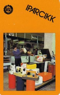 ÁFÉSZ - Iparcikk - 1986