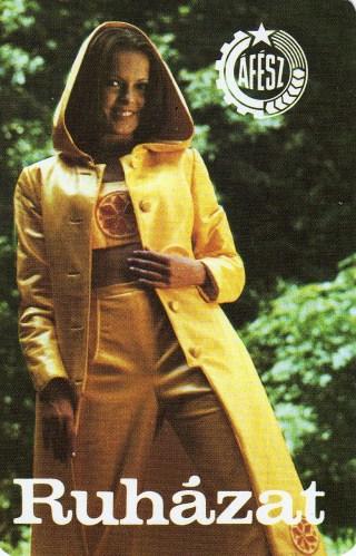 ÁFÉSZ (ruházat) - 1981