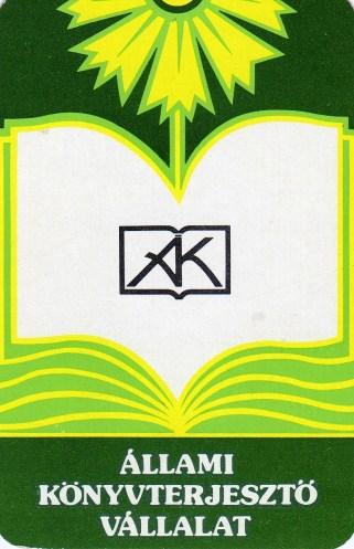 Állami Könyvterjesztő Vállalat - 1978