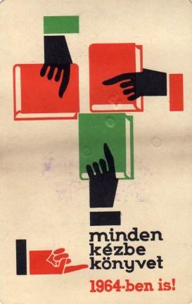 Állami Könyvterjezstő Vállalat - 1964