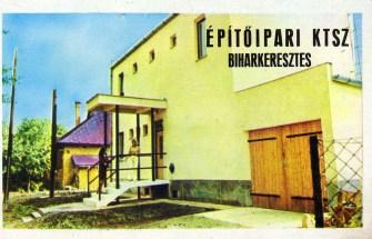 Építőipari KTSZ (Biharkeresztes) - 1970
