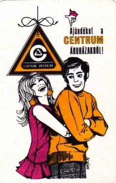 Centrum Áruházak (2) - 1972
