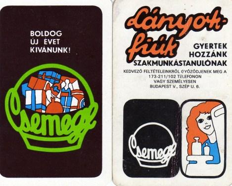 CSEMEGE - 1979