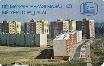 DÉLÉP (Szeged) - 1985