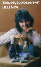 DELTA Iparcikk szaküzletek Csongrád megyében - 1985