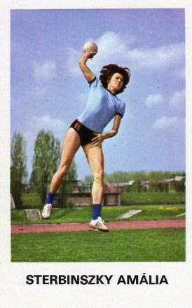 Edzett Ifjúságért (Sterbinszky Amália) - 1979