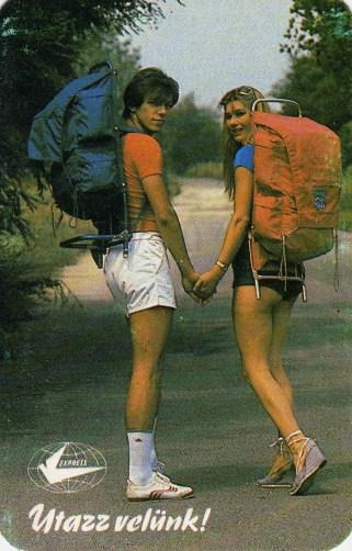 EXPRESSZ Utazási Iroda - 1985