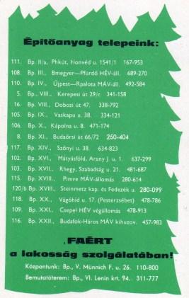FAÉRT - 1972