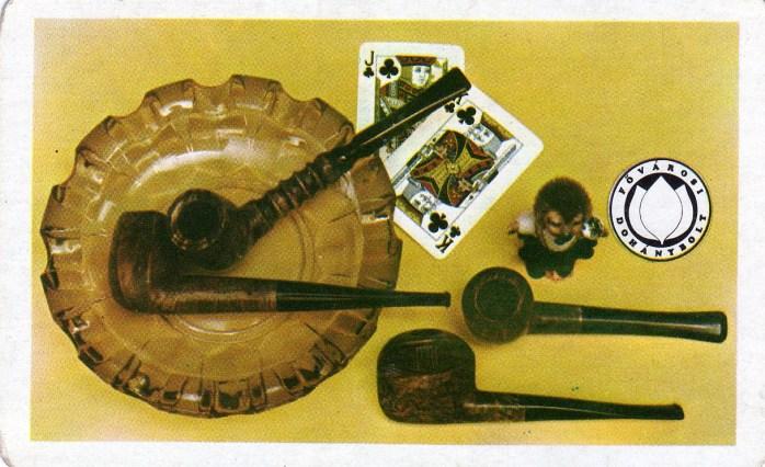 Fővárosi Dohánybolt Vállalat - 1976