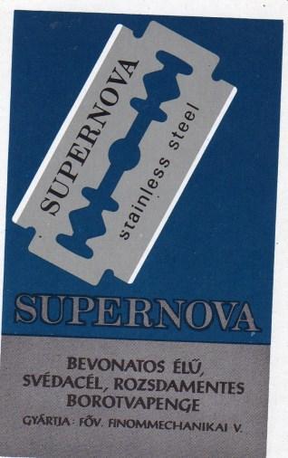 Fővárosi Finommechanikai Vállalat (Supernova) - 1974