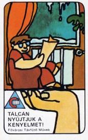 Fővárosi Távfűtő Művek - 1985