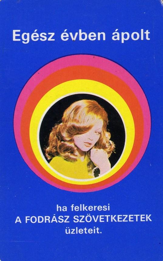 Fodrász Szövetkezetek - 1978