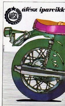 Fogyasztási Szövetkezet (ÁFÉSZ iparcikk) - 1977