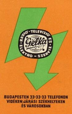 GELKA (1) - 1969