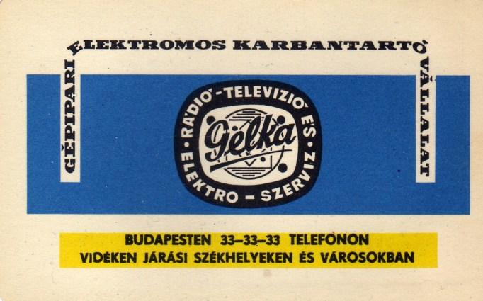 Gelka - 1968