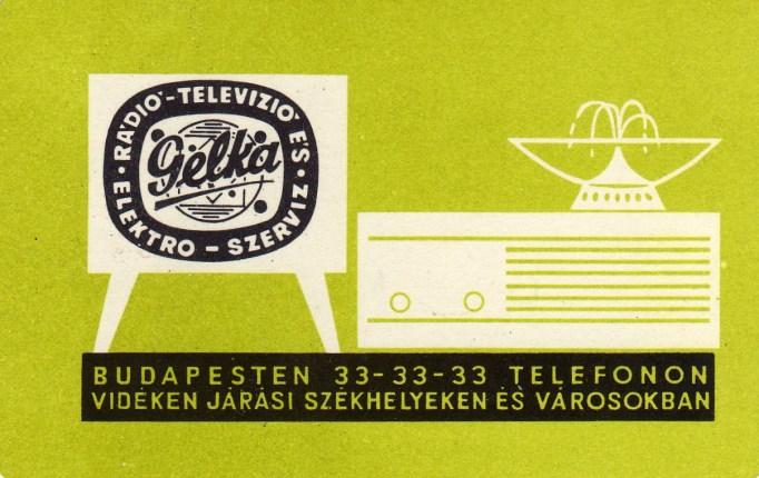 GELKA (2) - 1969