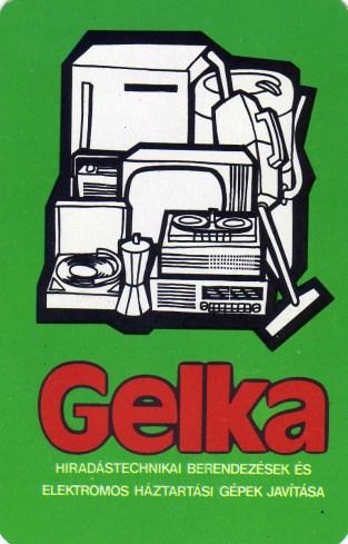 Gelka (2) - 1972