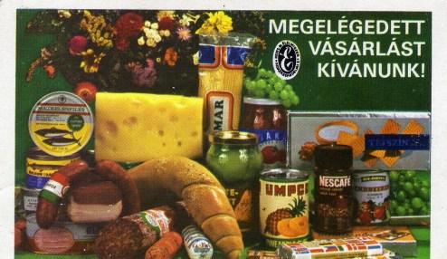 Heves Megyei Élelmiszer Kisker Vállalat - 1978