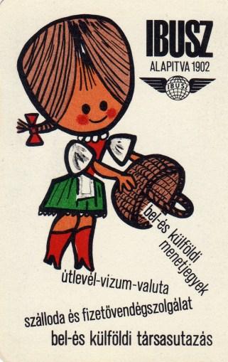 IBUSZ - 1970