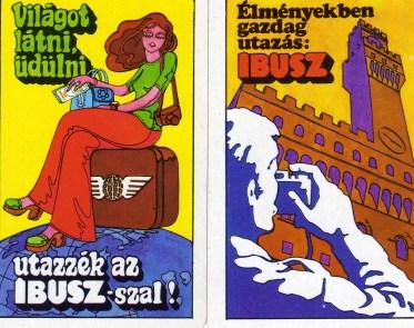 IBUSZ - 1976