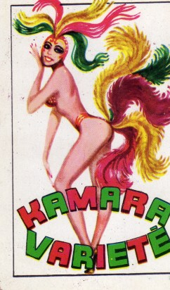 Kamara Varieté - 1972
