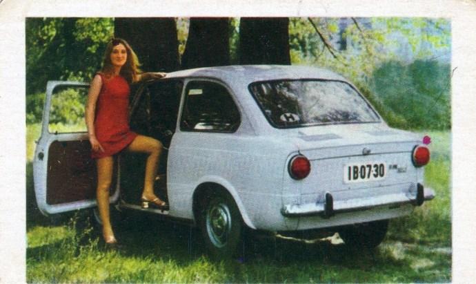 Karcagi Általános Szerelő Ktsz (FIAT 850) - 1972