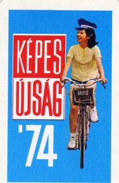 Képes Újság - 1974