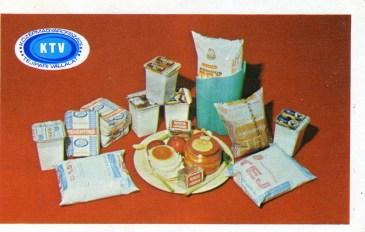 Közép-Magyarországi Tejipari Vállalat - 1983
