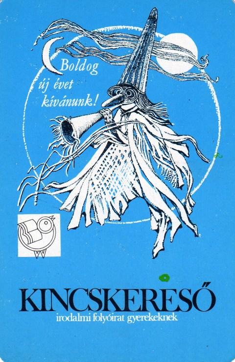 Kincskereső (irodalmi folyóirat gyerekeknek) - 1979