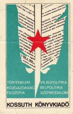 Kossuth Könyvkiadó - 1968