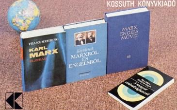 Kossuth Könyvkiadó (Marx, Engels) - 1983