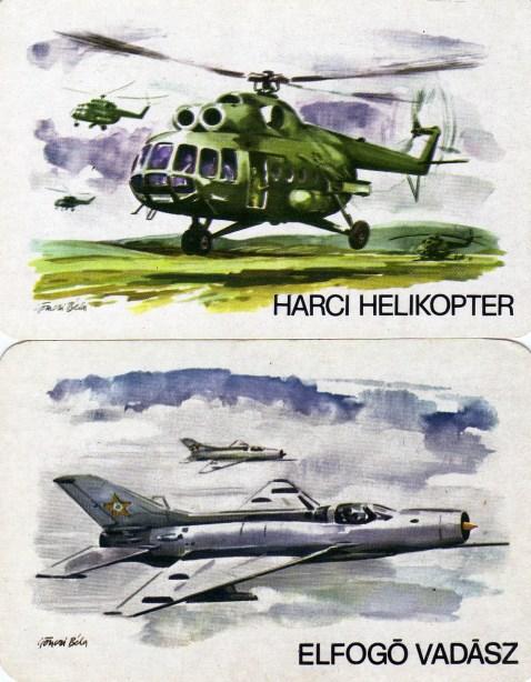 Magyar Néphadsereg - Haditechnikánk sorozat (2) - 1978