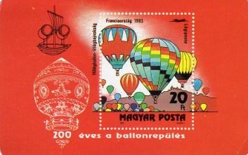 Magyar Posta (filatélia) - 1985