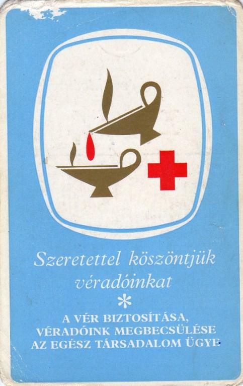 Magyar Vöröskereszt - 1974