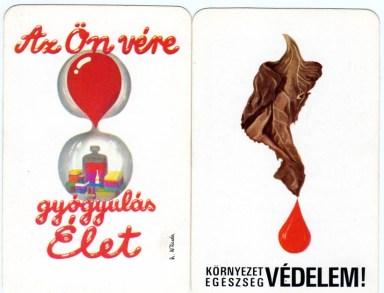 Magyar Vöröskereszt - 1985