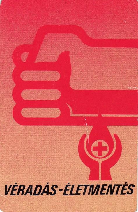 Magyar Vöröskereszt - 1987