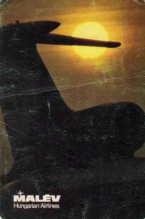 MALÉV - 1987