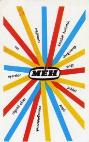 MÉH (2) - 1972