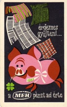 MÉH (3) - 1967